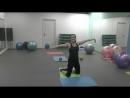 Художественная гимнастика с медболом