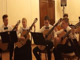 Ансамбль гитаристов оркестра