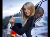 Женщины за рулем  Подборка приколов на дороге 2013 Zhenschiny driving  A selection of jokes on the