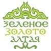 Зелёное золото Алтая