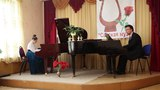 Д. Шостакович. Концертино для двух фортепиано. Тарасова Злата, конц. Котов В.Д. Сакская муза 2018