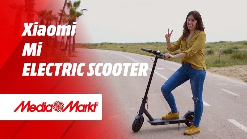 Xiaomi Mi Electric Scooter. ¡La revolución en movilidad urbana!