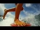 GoPro HD: Dreams with Kelia Moniz - Roxy Wahine Classic 2011 (COUB)