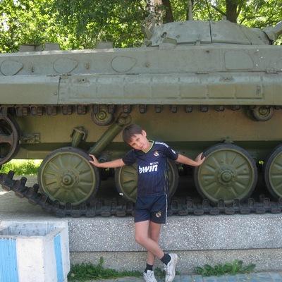 Данил Файзрахманов, 26 декабря 1992, Красногорск, id214679564