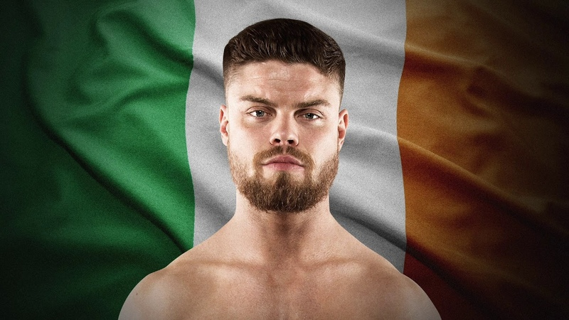 Jordan Devlin - The Dragon of Jerusalem (WWE UKCT Entrance Theme)
