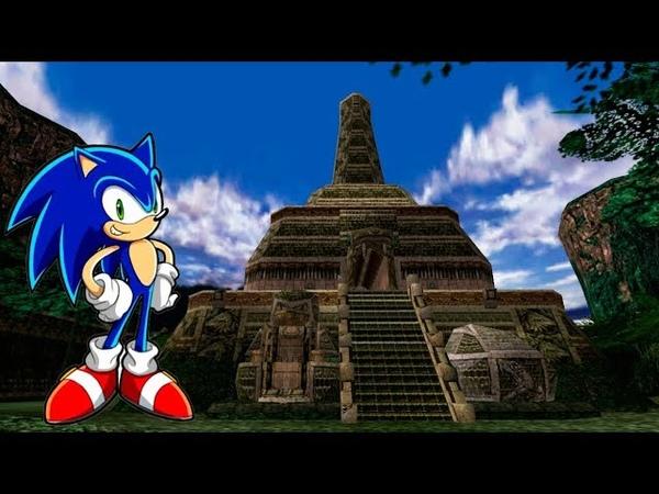 Прохождение Sonic Adventure - Часть 10 (История Соника)