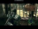 Resident Evel 5 3я часть Боссик