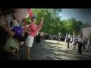 Танец второклассников на последний звонок 2018 Гатчинской гимназии им. Ушинского