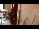 (аренда Киев) Как устроен подъёмник для гипсокартона Премос