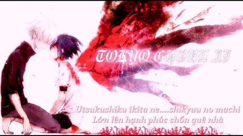 [Vietsub Romaji] Munou - Tokyo Ghoul Season 2 Opening TVsize
