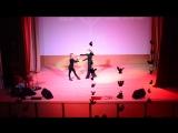 Танец ФТИ
