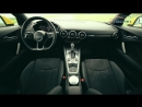 Тест-драйв Audi TT 2017 на 4 точки. Шины и диски 4точки - Wheels Tyres