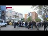 Захватчик банка в Белгороде задержан. Репортаж 1 канала
