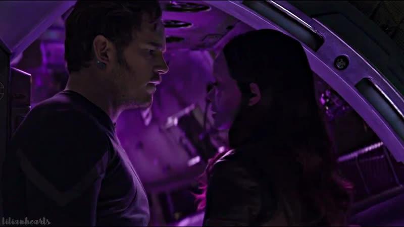 Peter x Gamora (Starmora) _ more than anything