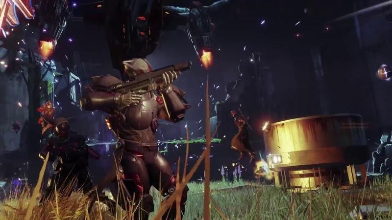 Destiny 2: Forsaken Annual Pass – Black Armory Bergusia Forge Trailer