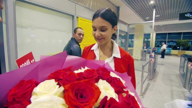 София Гудим в Москве