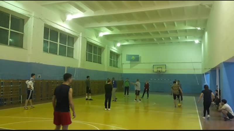 Вечерний волейбол 5