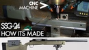 How it's made: Sniper Rifle Stock M40A3