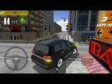 Offroad Cruiser Simulator Luxury Car Driving - Android Gameplay