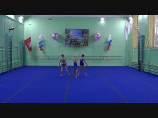 Первенство по спортивной акробатике г. Севастополь 17.11.2018