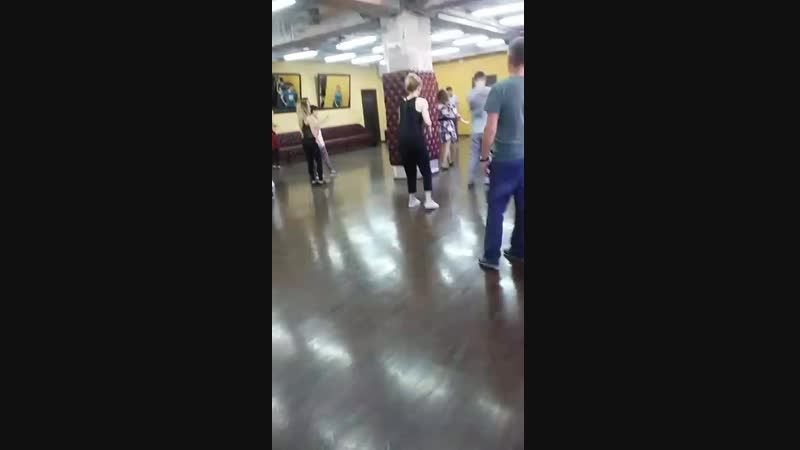 Семинар Фёдор Недотко Краснодар 9.12.2018 Афро