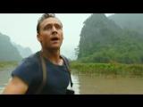 Monster Battle - Фрагмент из фильма Kong Skull Island