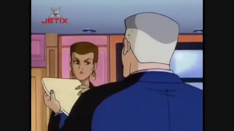 Spider Man Episodul 13 Ziua Cameleonului