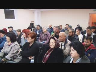Общественные слушания в Сарабузе- большинство против крематория