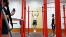Top 5 clean muscle ups records