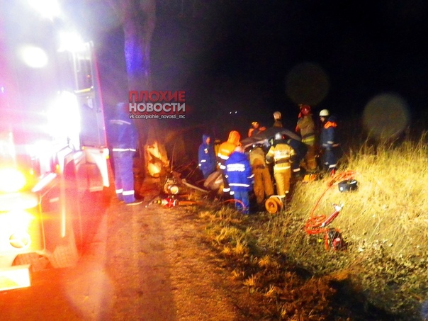 Под Калининградом погибла девушка. Не имея прав, она на автомобиле врезалась в дерево Погибшей в результате ДТП на Люблинском шоссе был 21 год. Об этом сообщили в пресс-службе регионального