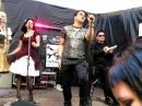 Welle:Erdball - Die Zauberfee (live in der Sixtina auf dem WGT 2010)