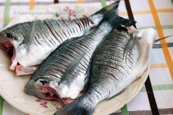 Один маленький секрет жарки рыбы без костей!