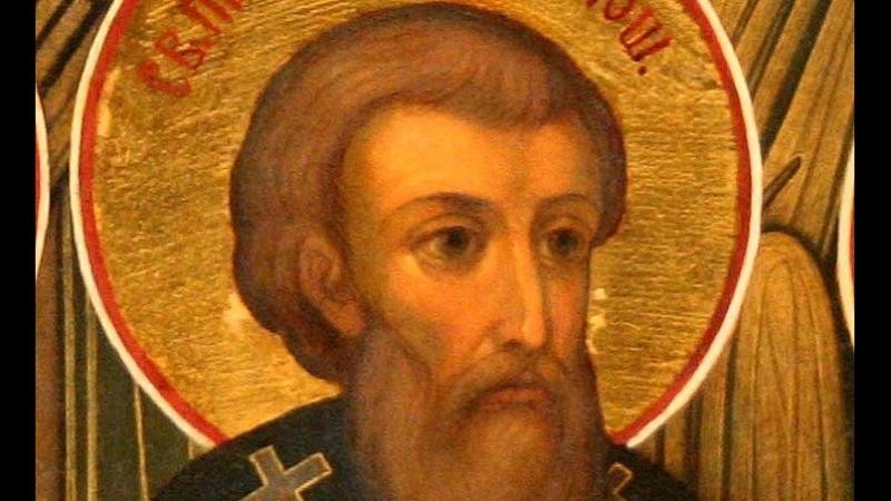 17 июня. Прп. Мефодий, игумен Пешношский (1392). Церковный календарь, 2018