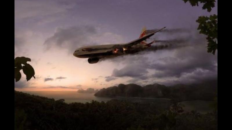 неудачные взлеты и падения самолетов