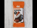 Protein Almonds ON