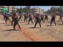 Сирия: парад новобранцев САА прошел в Хасаке