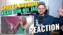 Shreya Ghoshal Agar Tum Mil Jao live at Sony Project Resound Concert REACTION