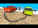 High Speed Jump Crashes BeamNG Drive Compilation 4 BeamNG Drive Crashes