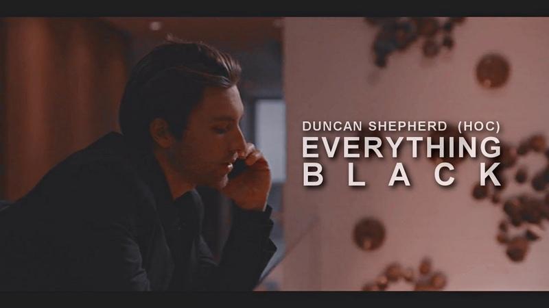 Duncan Shepherd [House of Cards] | Everything Black
