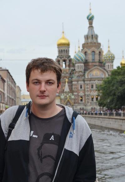 Семён Амельченко, 6 февраля 1987, Санкт-Петербург, id157779