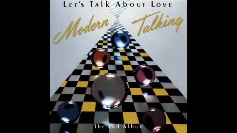 Modern Talking - Lets About Love (Full Album) HD_ (720p)