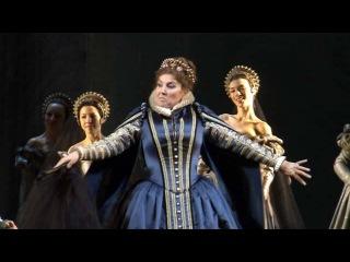 На сцене Большого театра - премьера оперы `Дон Карлос` - Первый канал