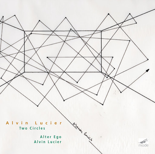 Alter Ego альбом Alvin Lucier: Two Circles