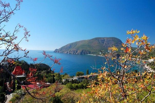 Отдых в Крыму в Алуште в ноябре