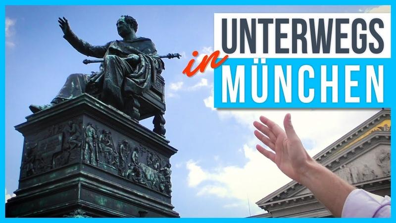 Eine Stadt im Mahnwahn - unterwegs in München