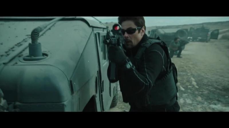 Солдат - 2018 Официальный трейлер (англ.)
