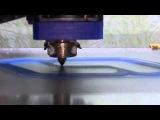 Reprap печать с автоматической калибровкой стола