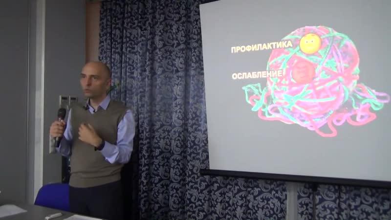 Олег Сунцов - Раскаяние - осознание того, что я был неправ