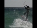 Gisela Pulido Kitesurfing о том как катают девочки