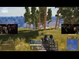 Another win for the Ninjas - 15 kills in total!